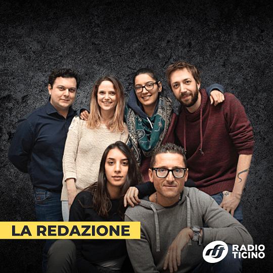 Radio Ticino News Edizione Ore 14