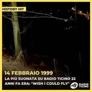 """Uno dei maggiori singoli di successo dei Roxette, """" Wish i could fly """" fu il nos"""