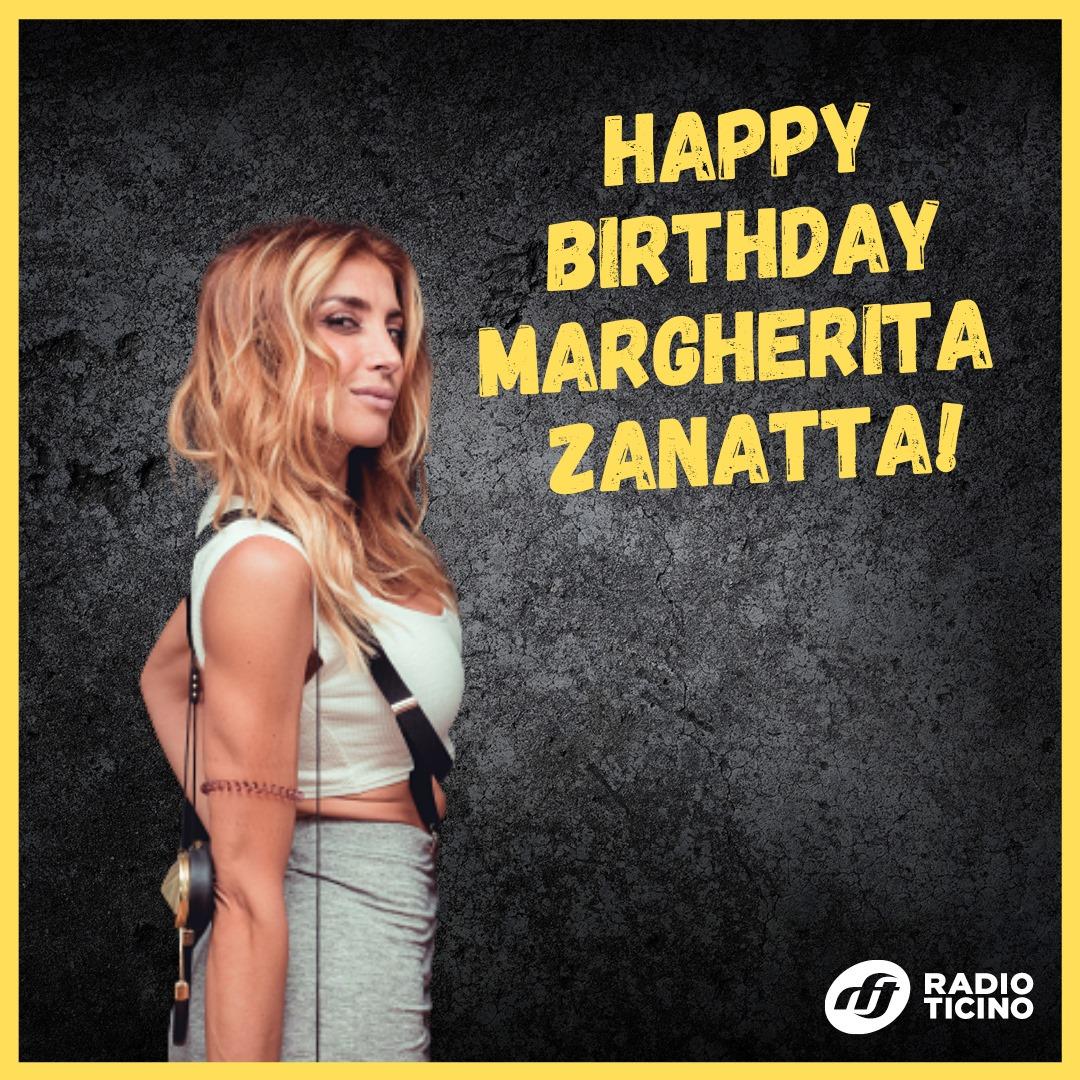 Tanti auguri alla nostra Margherita Zanatta!
