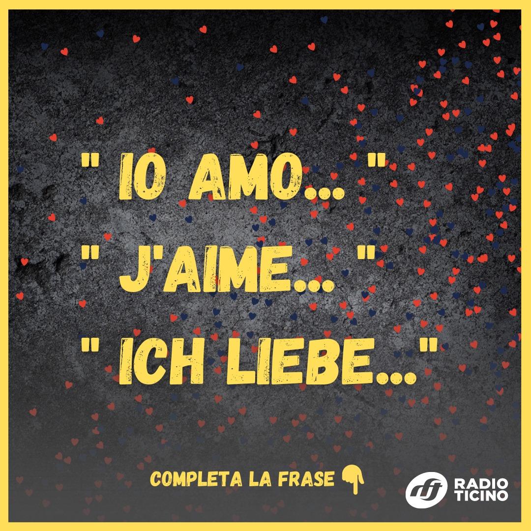 San Valentino è la festa degli innamorati e noi sappiamo che l'amore ha tante fo