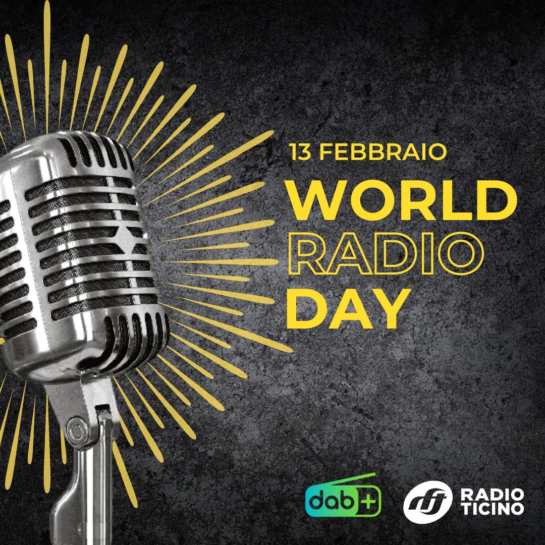 Oggi 13 è la giornata mondiale istituita dall' UNESCO in cui si celebra la radio