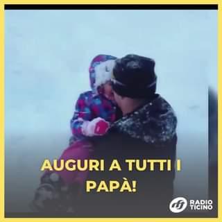 Auguri a tutti i papà!