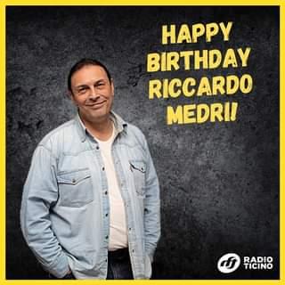 Tanti auguri al nostro OK,Zio! Riccardo Medri