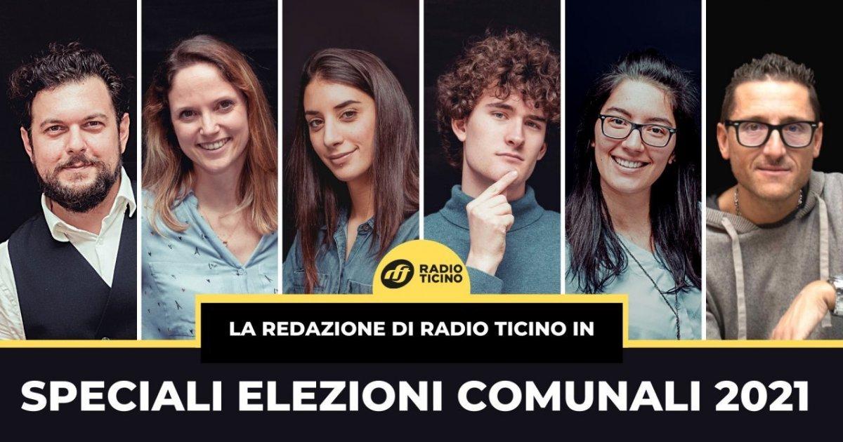 Radio Ticino, un 'tour del cantone' per le elezioni comunali